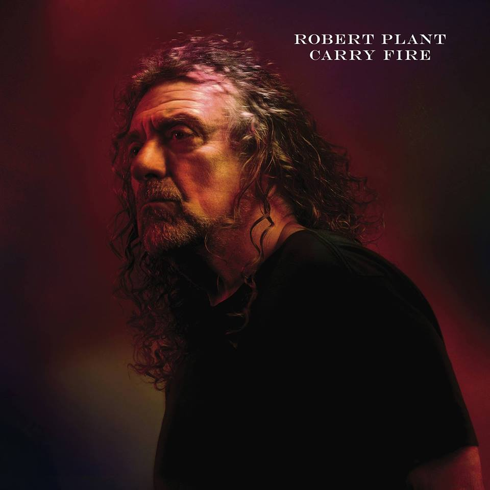 Robert Plant/Photo: facebook@robertplant