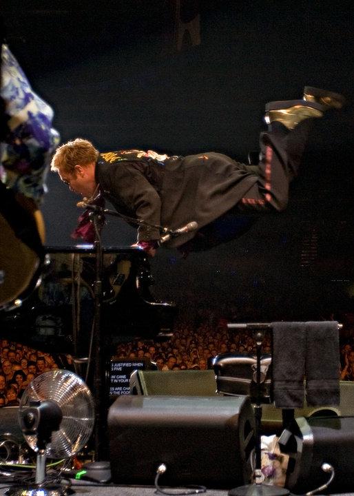 Elton Džon/Photo: facebook@elthonjohn