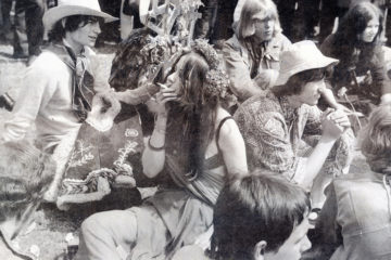 Pilton Pop, Folk & Blues Festival 1970