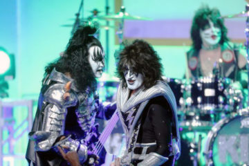 Kiss/Photo: YouTube printscreen