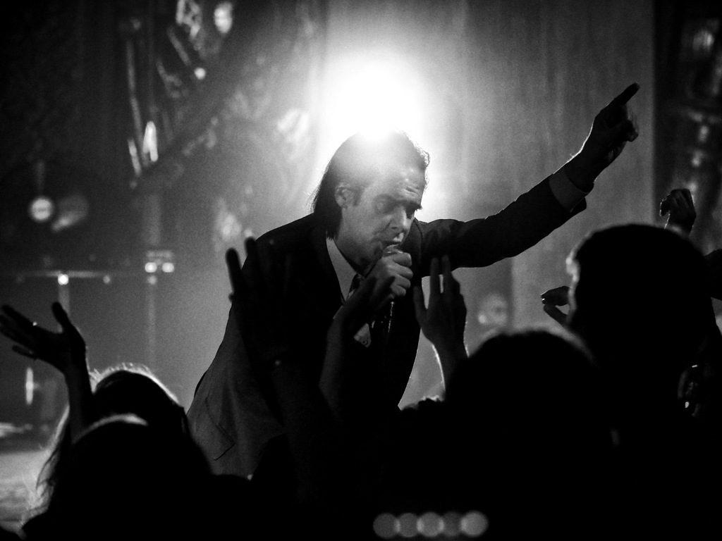 Nik Kejv/ Photo: Steve Parke