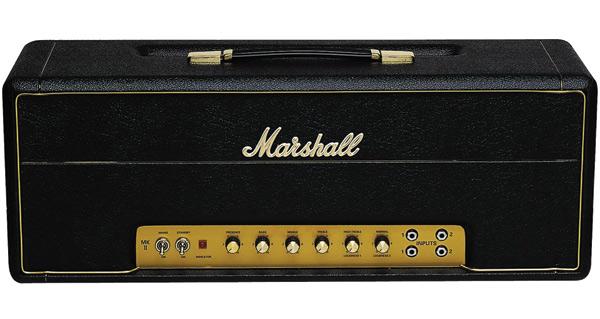 Marshall promo