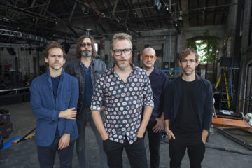 The National/ Photo: Graham MacIndoe