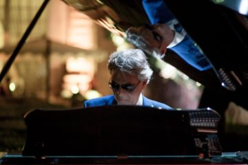 Andrea Bočeli/ Photo: Facebook @andreabocelli