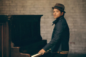 Bruno Mars/ Photo: Facebook @brunomars
