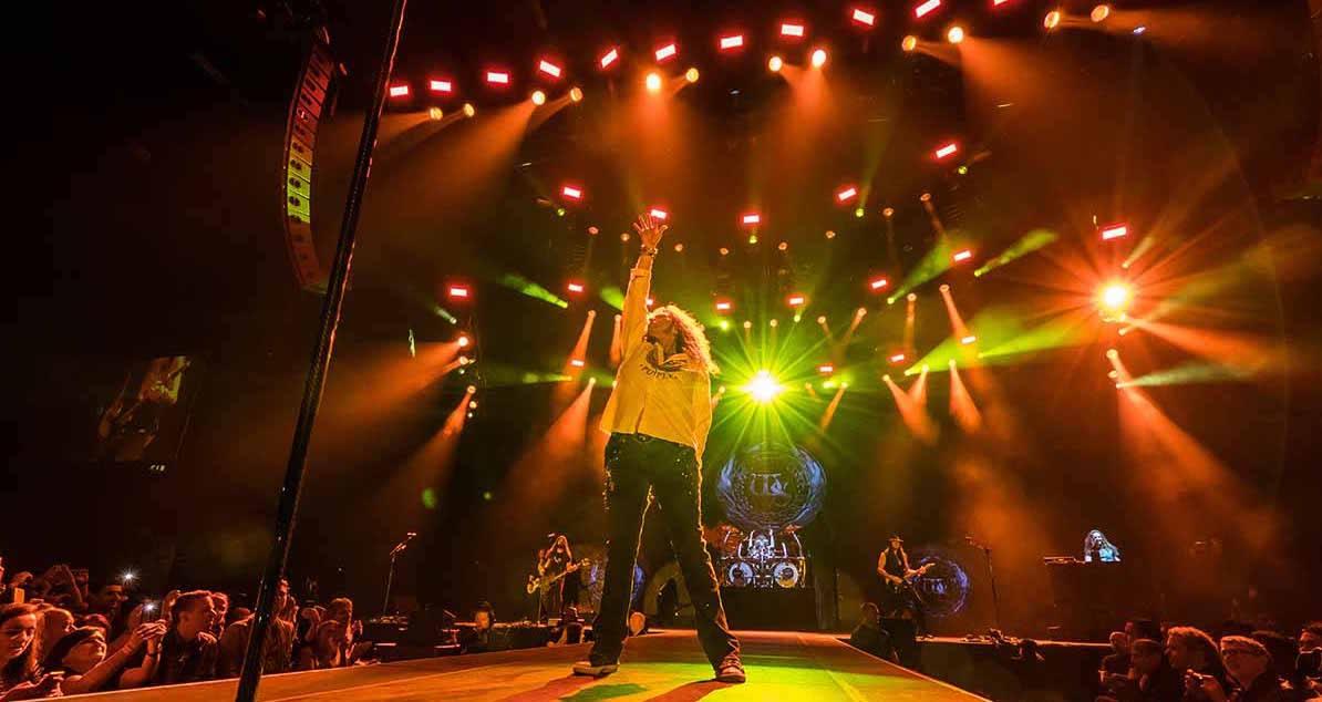 Dejvid Koverdejl/ Photo: Facebook @Whitesnake.official