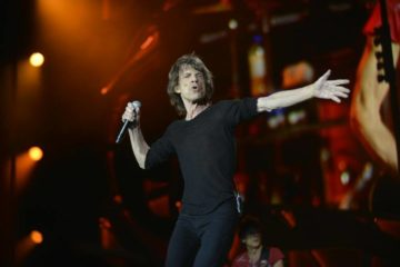 Mik Džeger/ Photo: Facebook @therollingstones