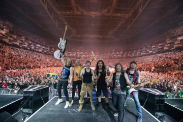 Iron Maiden/ Photo: Facebook @ironmaiden