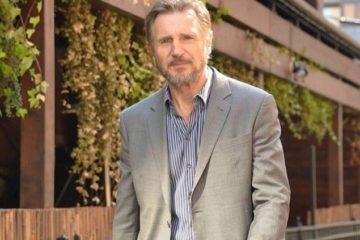 Lijam Nison/ Photo: Facebook/ Liam Neeson Fanpage.