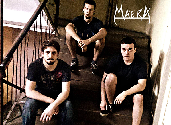 MaerA/ Photo: Facebook @Maeraband