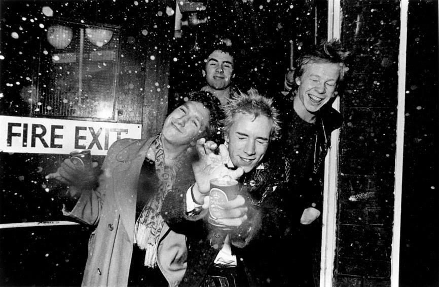 Sex Pistols/ Photo: Facebook @sexpistolsofficial