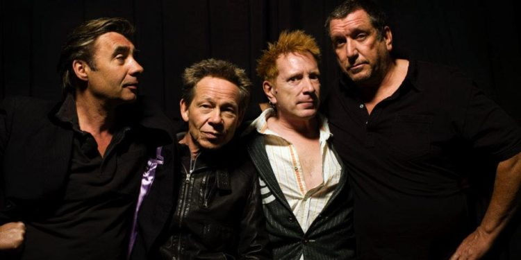 Sex Pistols: Photo: Facebook @sexpistolsofficial