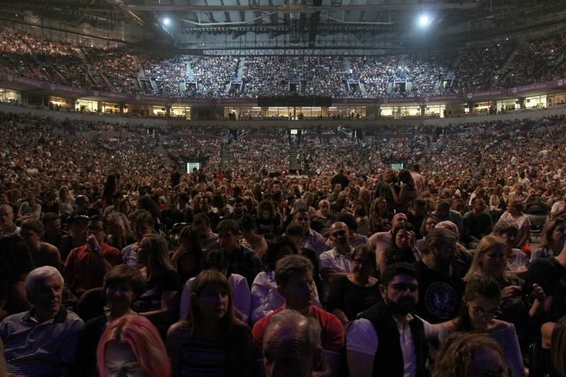 Sting u Kombank areni/Photo: Antonio Ahel