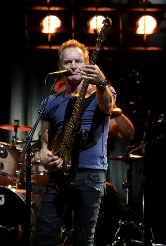 Sting u Kombank areni/Photo: Antonio Ahel