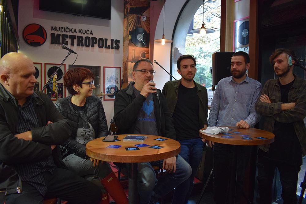 The Cockblockers/Photo: Metropolis