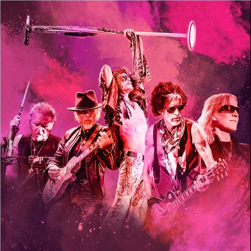 Aerosmith/Photo: facebook@aerosmith