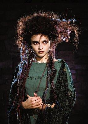 Helena Bonam Karter/Photo: facebook