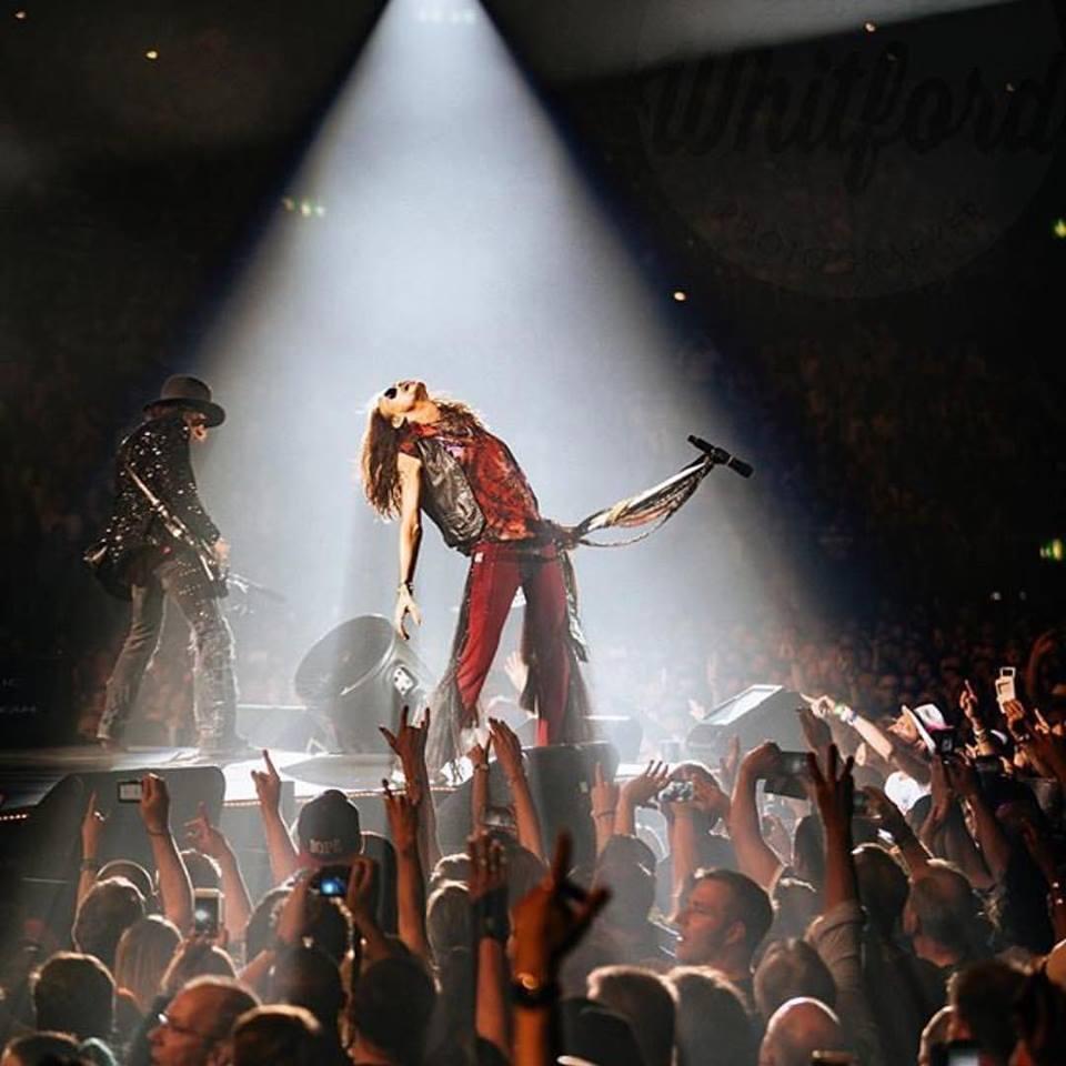 Aerosmith/Photo: facebook@aerosmith