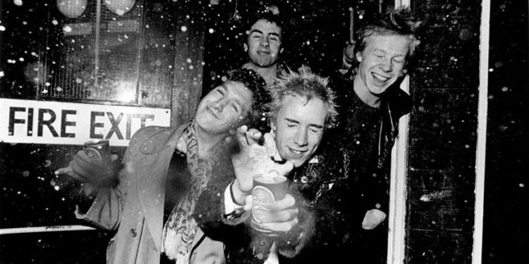 Sex Pistols/Photo: facebook@SexPistolsOfficial