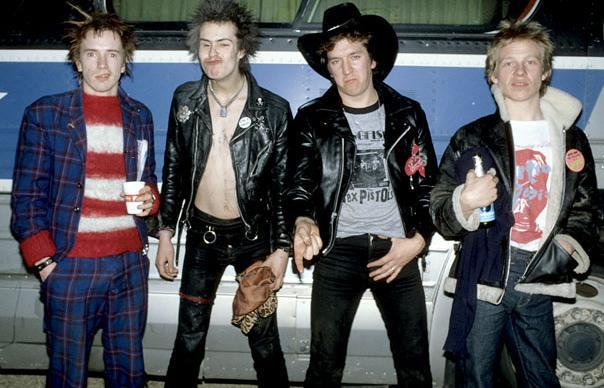 Sex Pistols/Photo: facebook@SexPistolsOfficial