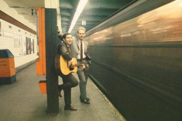 Simon and Garfunkel/Photo: simonandgarfunkel.com