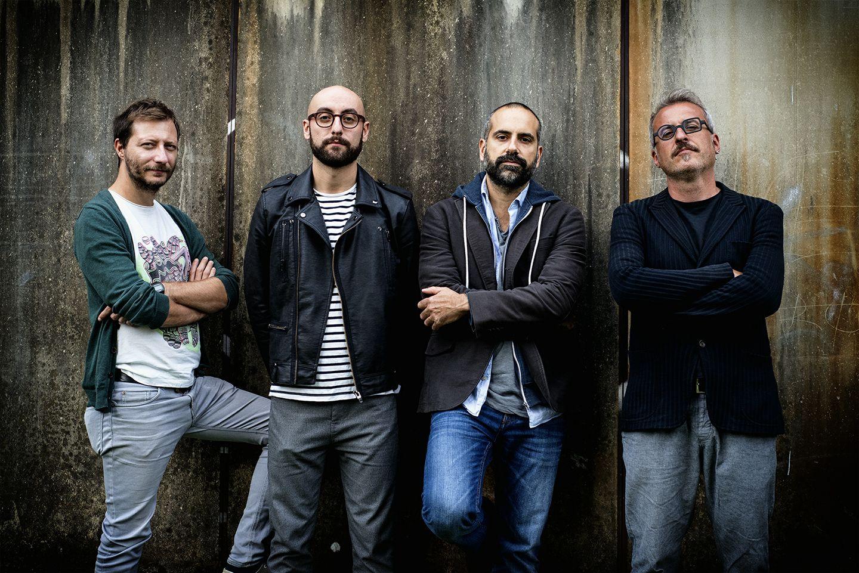 Luca Dell'Anna Quartet/ Photo: Facebook @IIMinestrelloBistrot