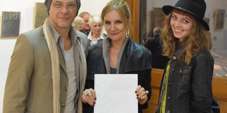 Voja Aralica, Barbara Garčević/ Photo: Marina Bugarčić