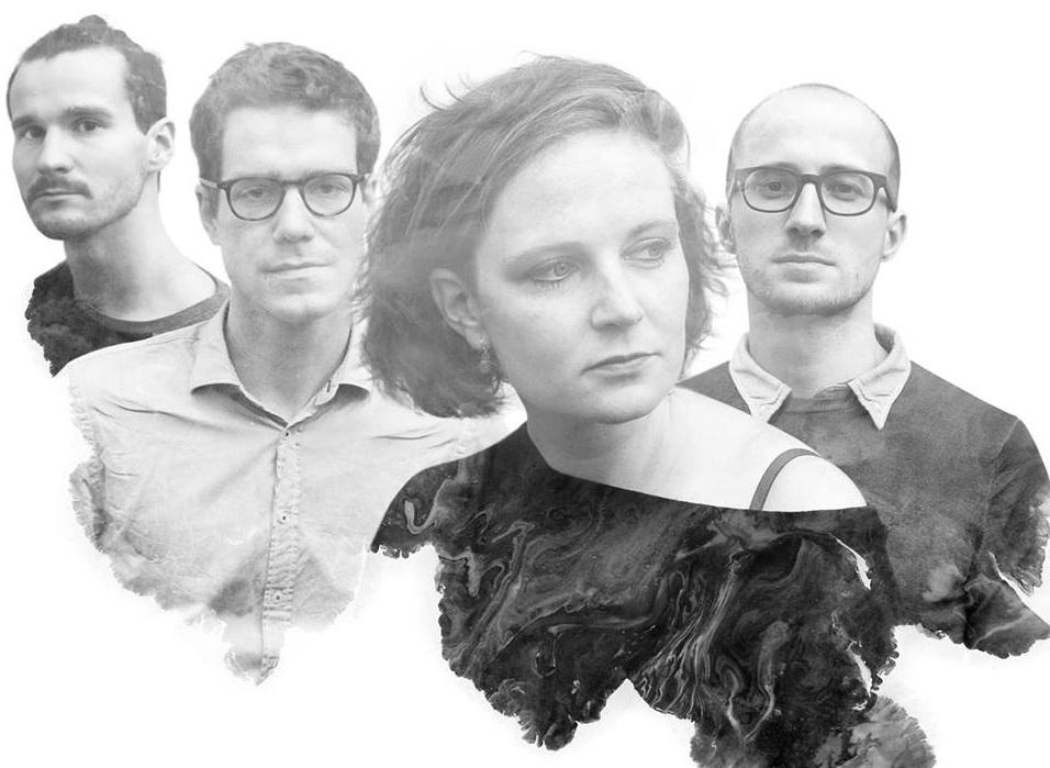 Eva Klesse Quartett/ Photo: Facebook @EvaKlesseQuartett