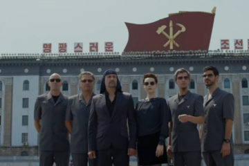Laibach/ Photo: youtube.com printscreen