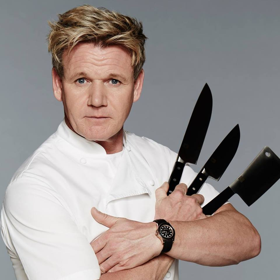 Gordon Remzi/ Photo: Facebook @gordonramsay