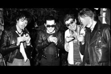 The Damned/Photo: YouTube printscreen