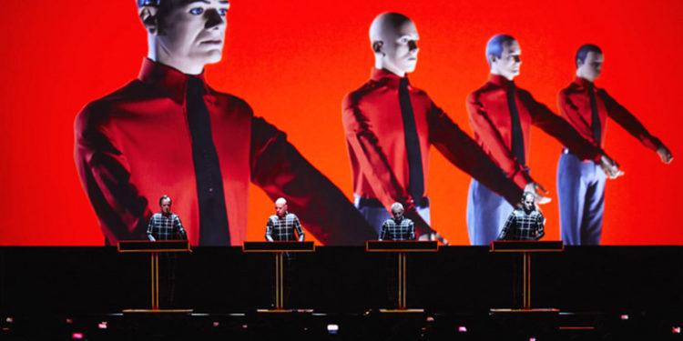 Kraftwerk/ Photo: Facebook @KraftwerkOfficial
