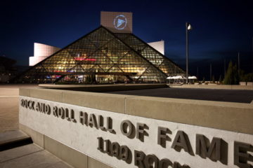 Rock & Roll Hall of Fame/Photo: cleveland.com
