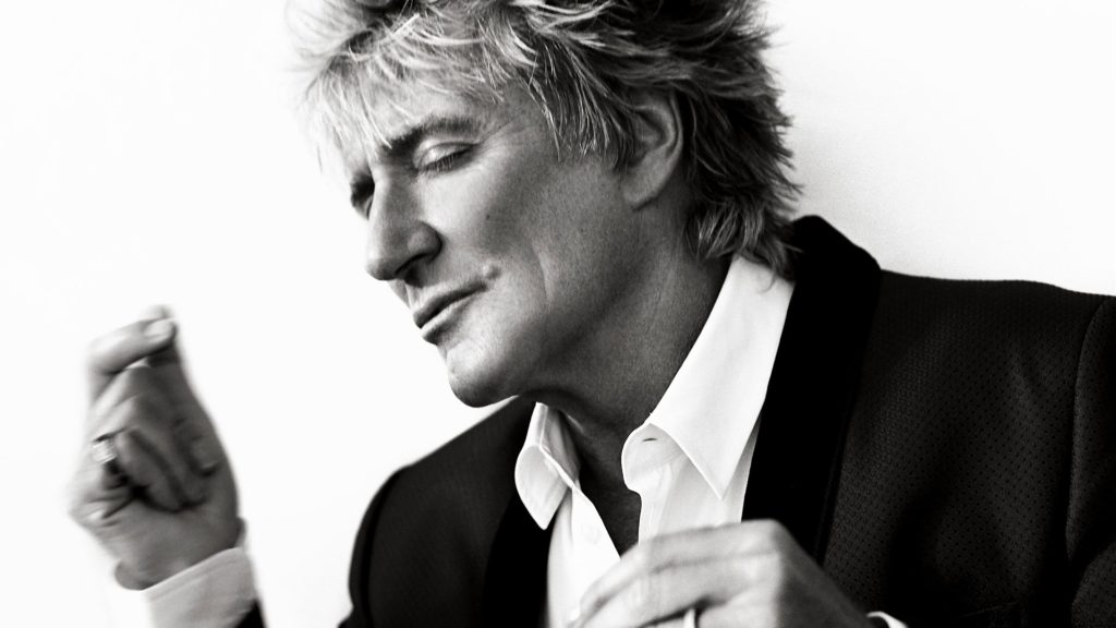 Rod Stjuart/ Photo: Facebook @rodstewart