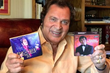 Engelbert Hamperdink/Photo::  @OfficialEngelbertHumperdinck