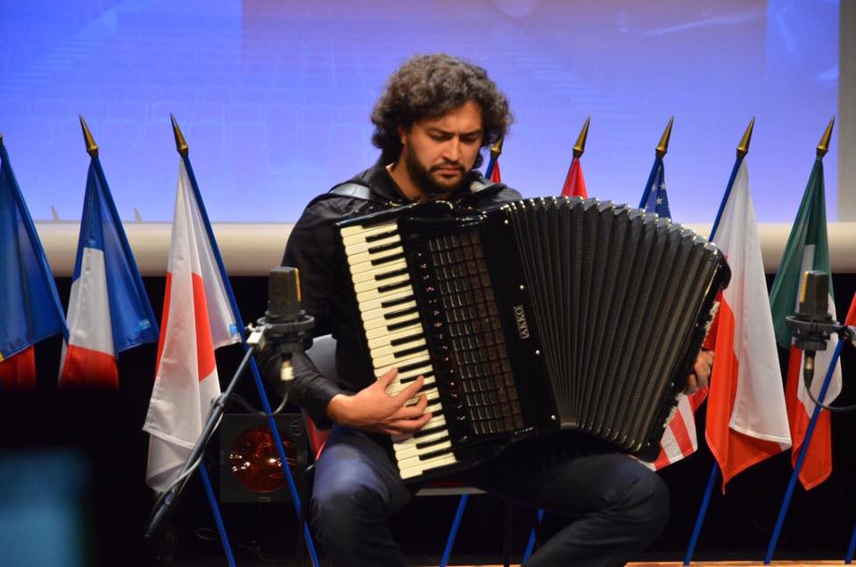 Nikita Vlasov/ Photo: Facebook/ Nikita Vlasov