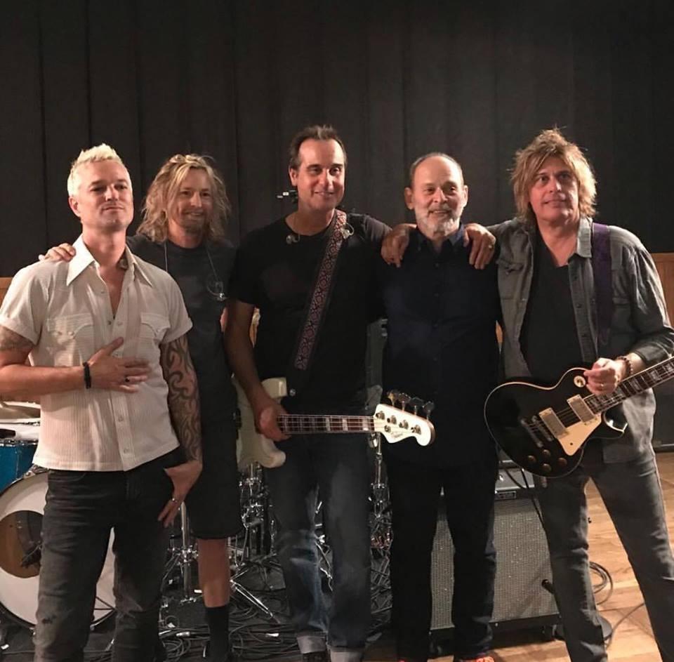 Stone Temple Pilots/Photo: facebook@JeffGutt