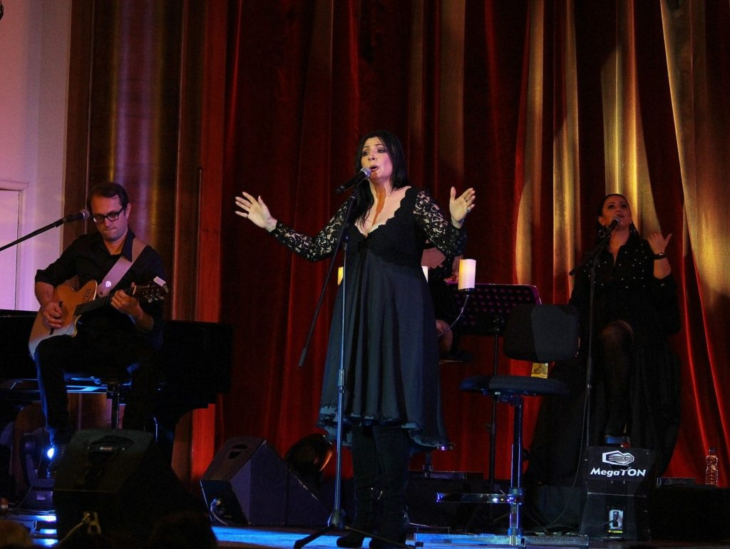 Kaliopi/ Photo: Željka Dimić