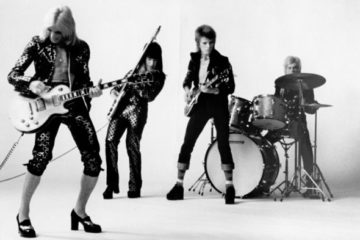 Ziggy Stardust and the Spiders from Mars/Photo: Promo