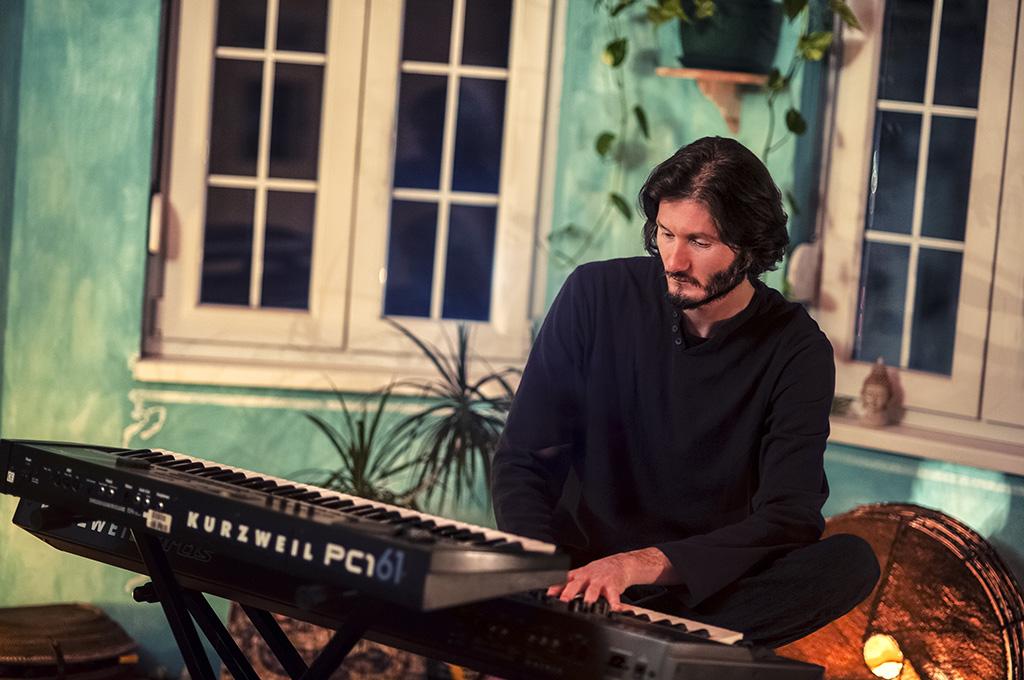 Aleksandar Jovanović Shljuka/ Photo: Mikica Andrejić