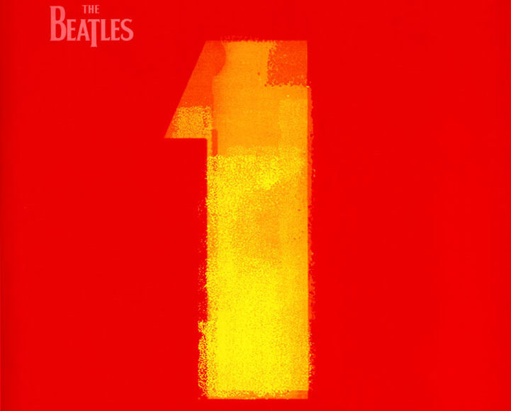The Beatles 1, omot albuma