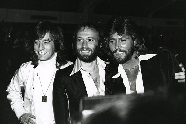 Bee Gees/ Photo: Facebook @beegees
