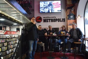 Metropolis Blues Fest/Promo