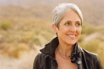 Džoan Baez/ Photo: Facebook @OfficialJoanBaez