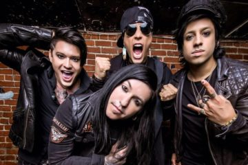 Escape The Fate/ Photo: Facebook @escapethefate