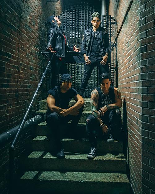 Escape The Fate/ Photo: Promo