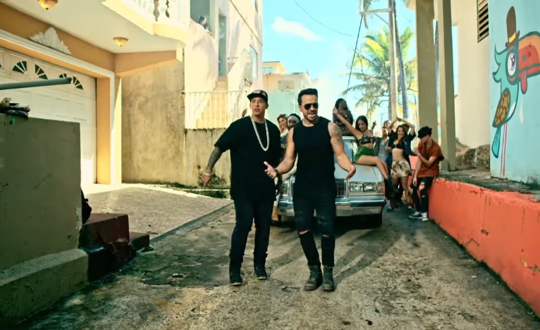 Despacito/ Photo: youtube.com printscreen