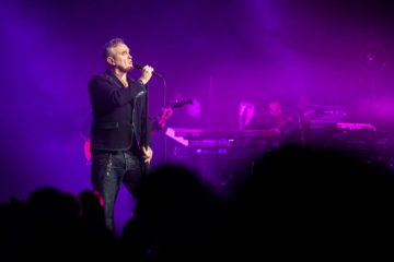Morisi/ Photo: Facebook @Morrissey