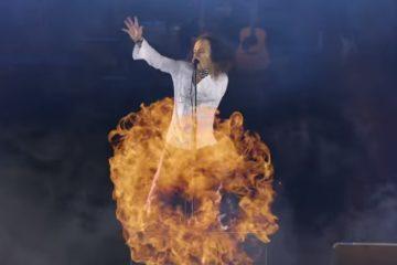 Roni Džejms Dio (hologram)/ Photo:  youtube.com printscreen