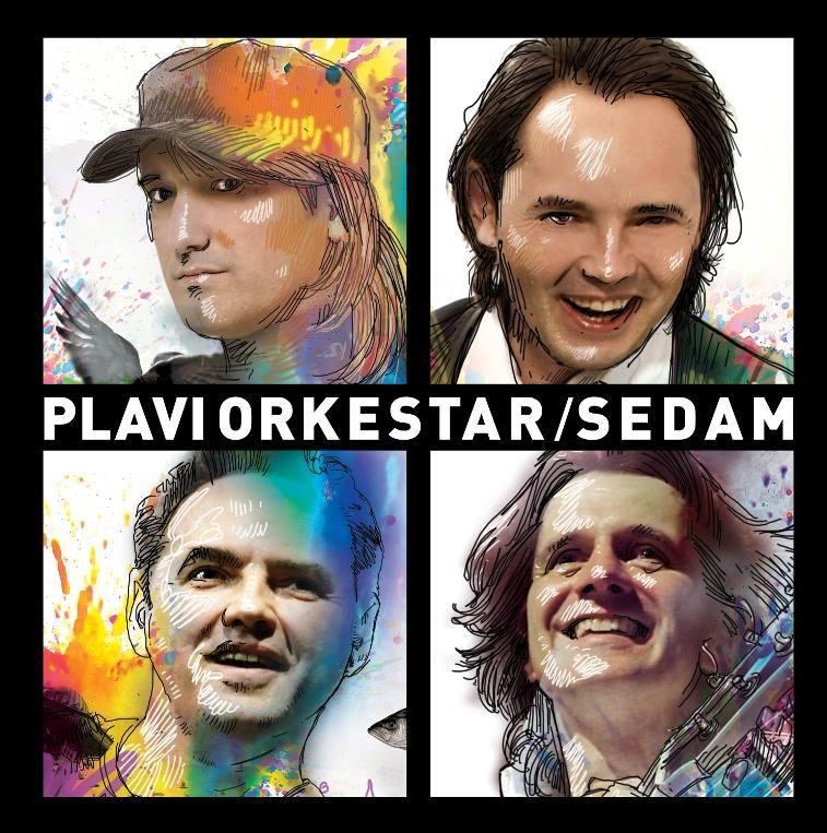 Plavi orkestar/Photo: facebook@plaviorkestarofficial